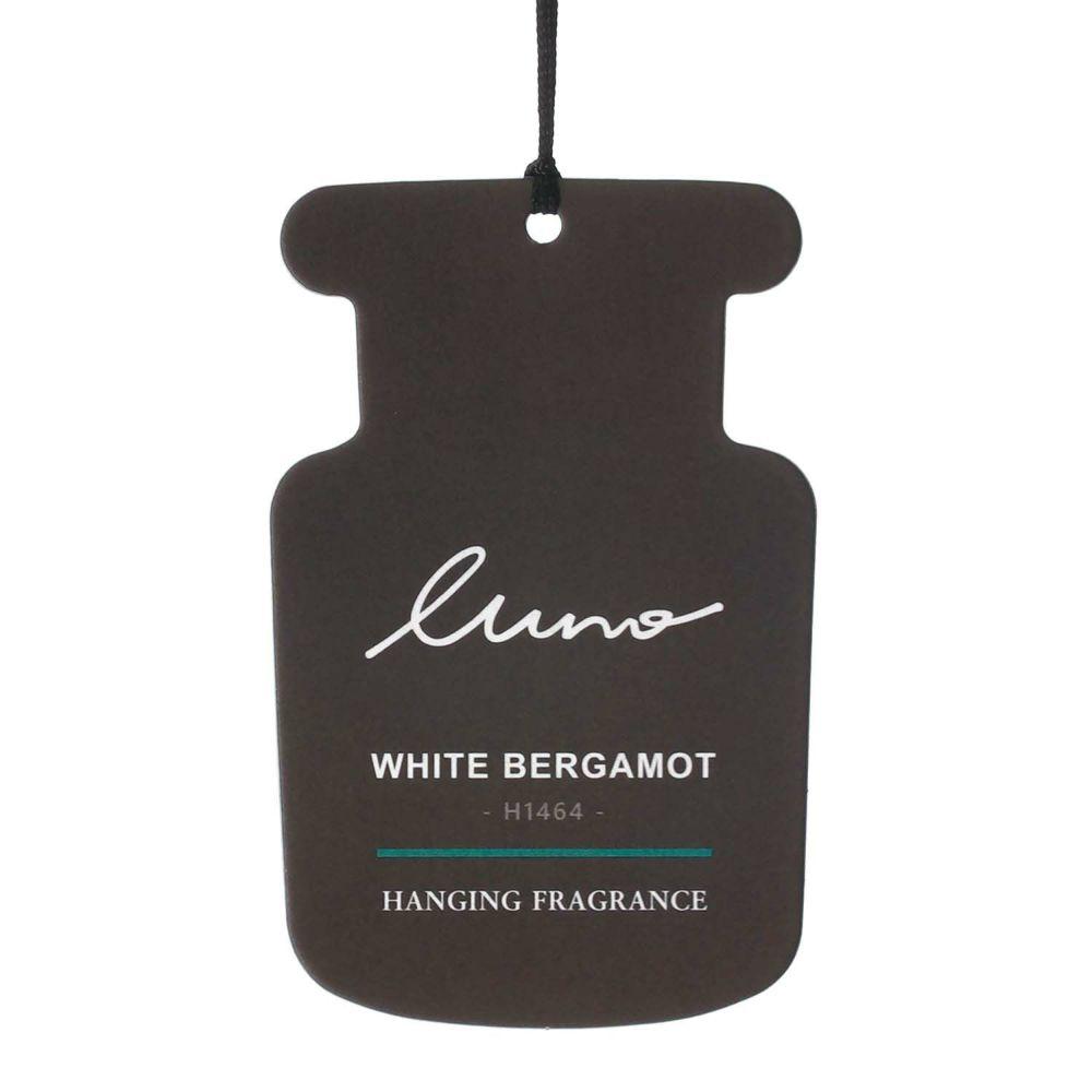 【2020年春 新商品】ルーノ ハンギングペーパー ホワイトベルガモット ホワイトベルガモット